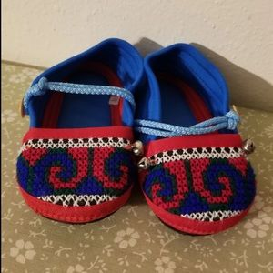 Trial Thai slip ons with bells 5 for $25